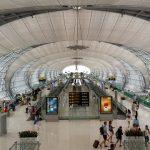 タイに入国せずにトランジット(乗継)でスワンナプーム空港から帰国してみた。