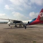 噂の中華航空機使用のラオスカイウェイ搭乗記