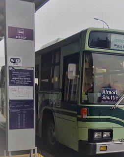 ラオス(ビェンチャン)の交通が便利になってきた。